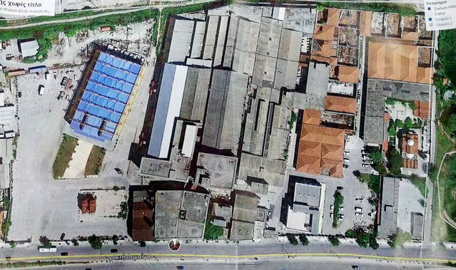 ΠΑΤΡΑ  Αξιοποίηση του πρώην Εργοστασίου του Λαδόπουλου - Patras News 7b9183041e7
